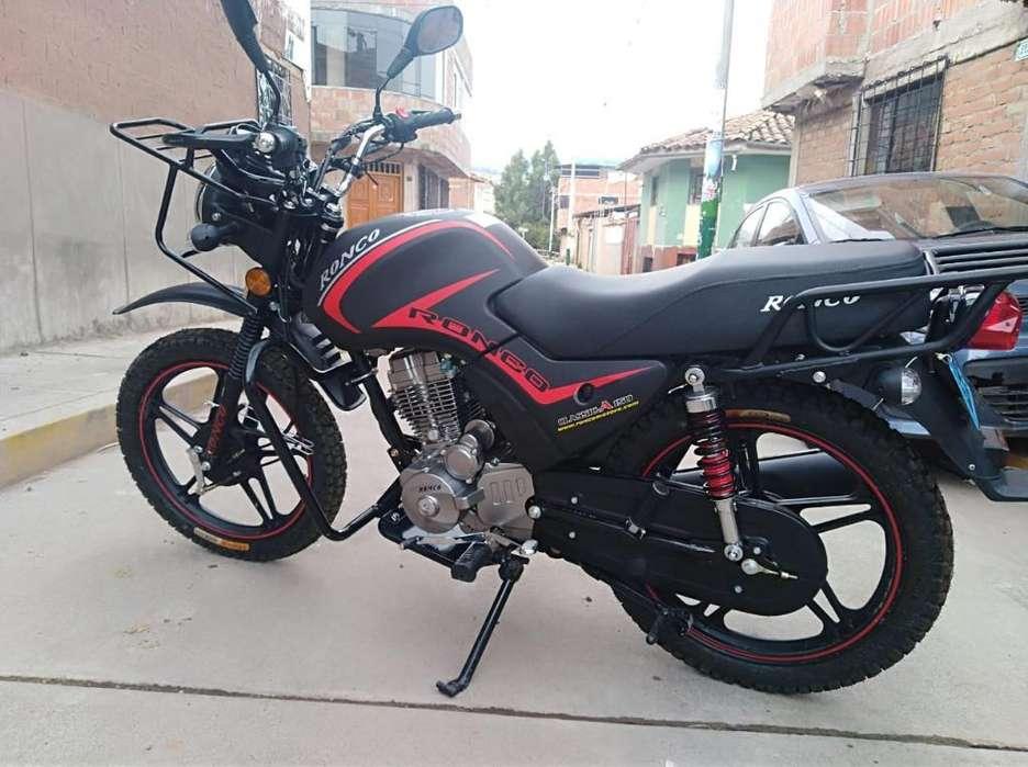 Moto Ronco Nueva, en Venta