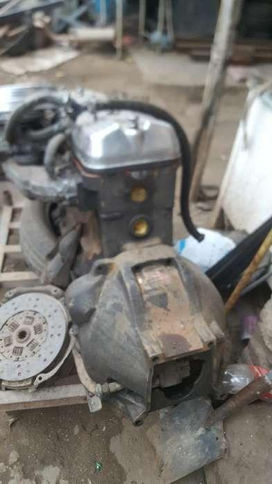 Motor Tornado 7 Bancadas