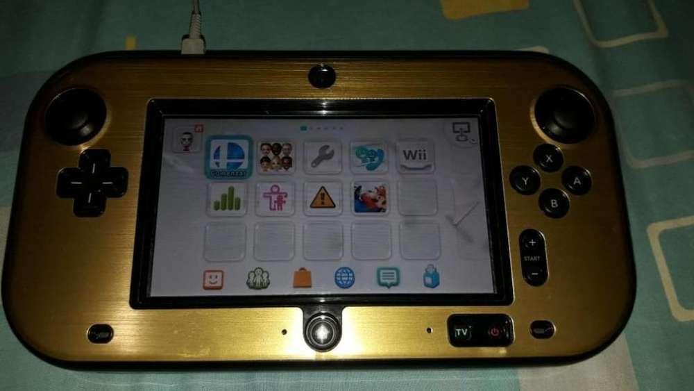 Nintendo Wii U vendo o cambio por cell