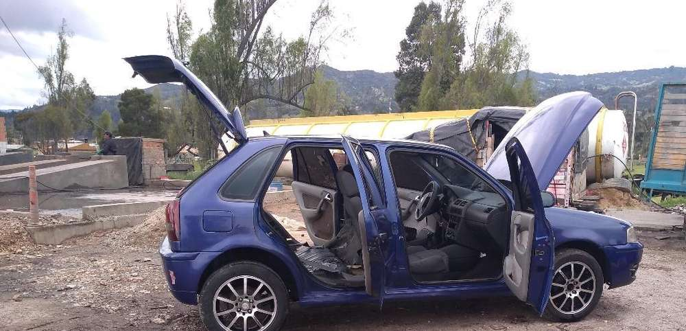 <strong>volkswagen</strong> Gol 2003 - 195000 km