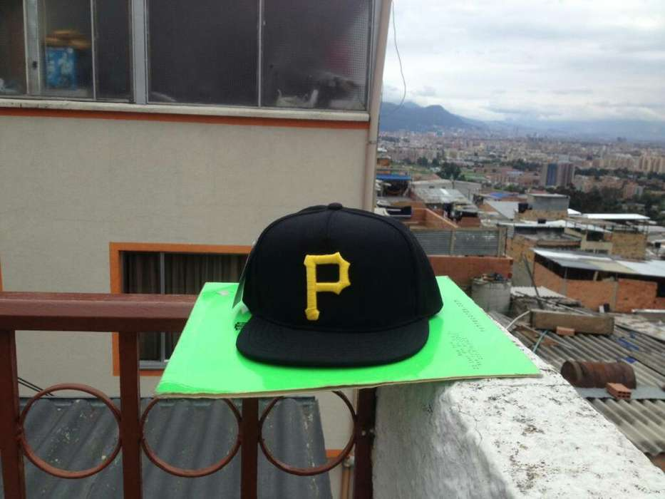 Gorra Piratas Beisbol Mlb