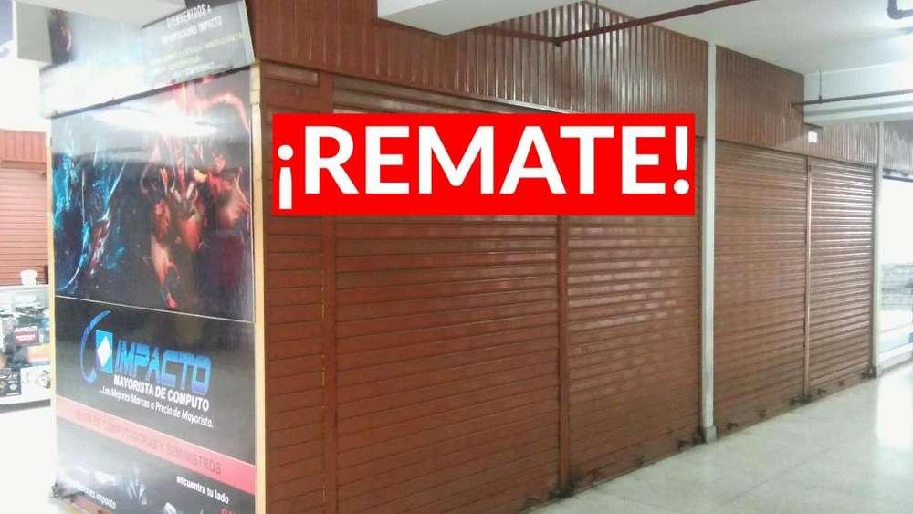 ¡Remate! Ahora 100,000 Hasta El 17.10.19 Local comercial en Lima centro