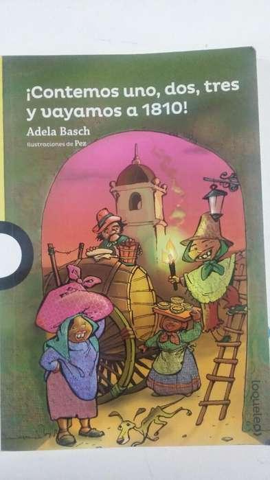 Libro Contemos 1,2,3 Y Vayamos a 1810