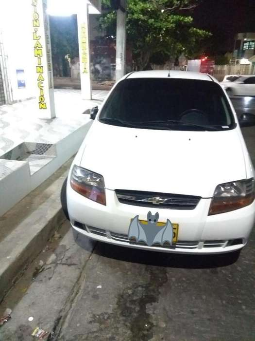 Chevrolet Aveo 2009 - 60000 km