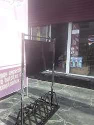 Cartel Bicicletero Nuevo para 6 Bici