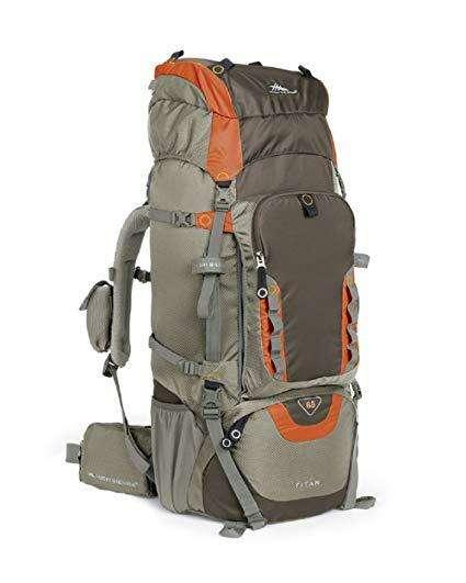 Vendo mochila HIGH SIERRA 65L