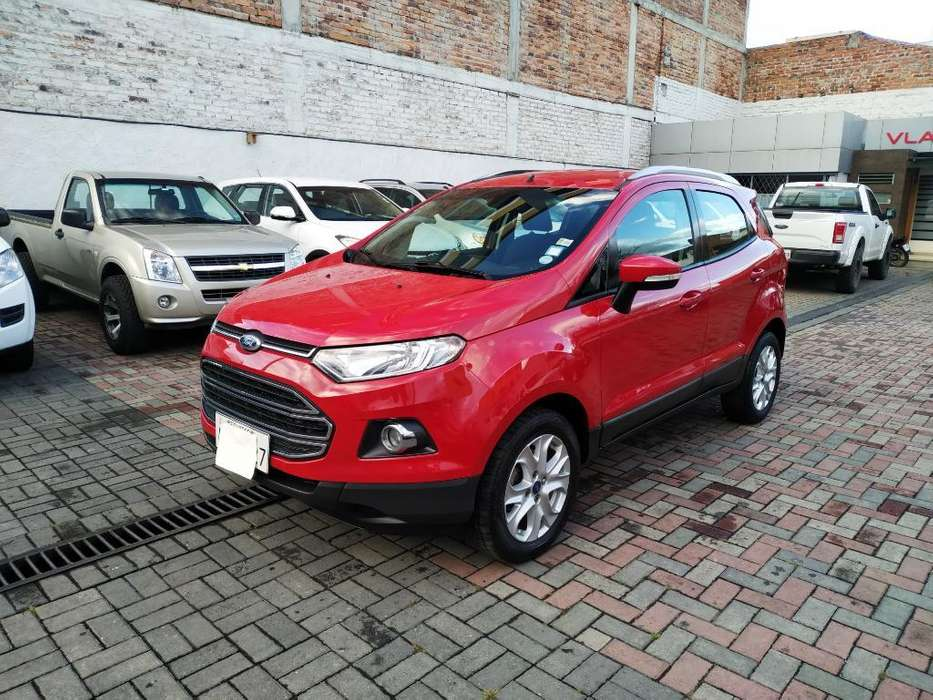 <strong>ford</strong> Ecosport 2014 - 58450 km