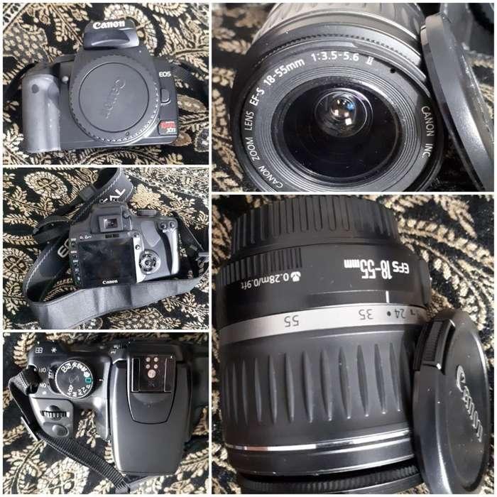 Camara Canon <strong>digital</strong> Rebel Xti