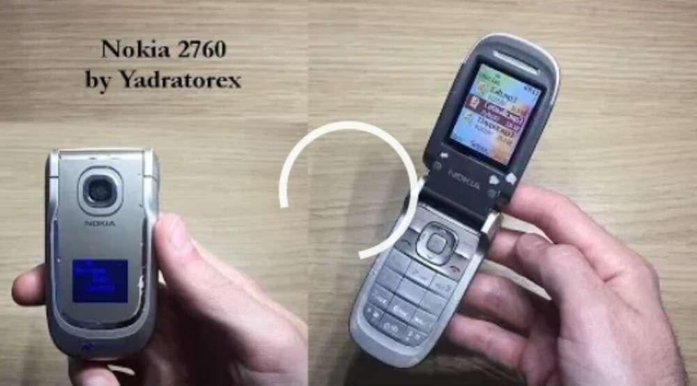 Nokia2760
