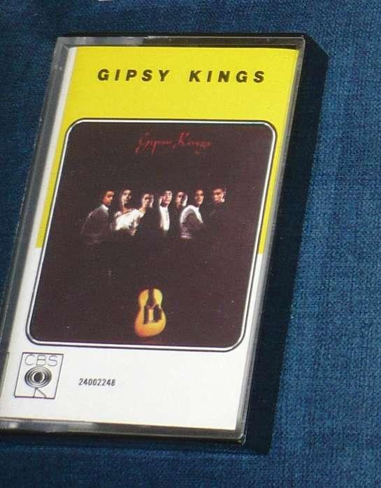 Gipsy Kings Cassette casete