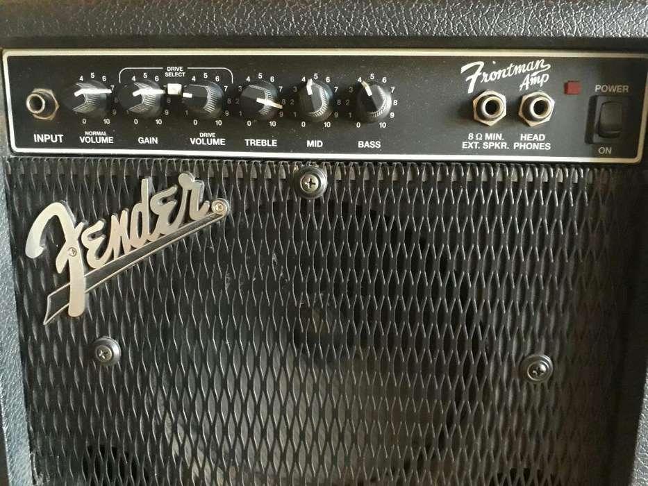 Urgente! Liquido Amplificador Fender