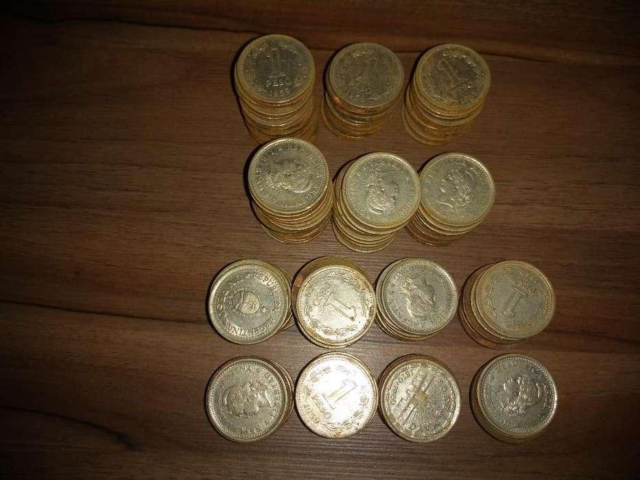 Vendo Lote Monedas Argentinas Antiguas