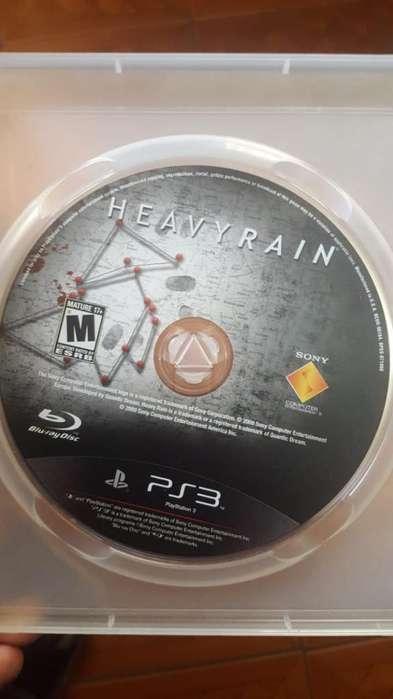 Heavy Rain (Físico) - PS3