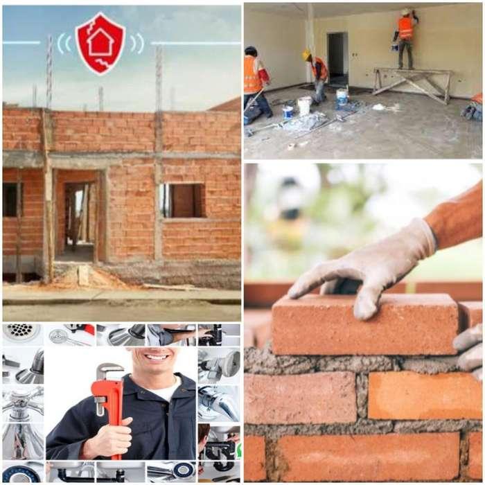 Hago Trabajos de Construccion N936922193