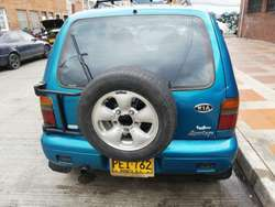 Kia Sportage 4x4 Mod 95