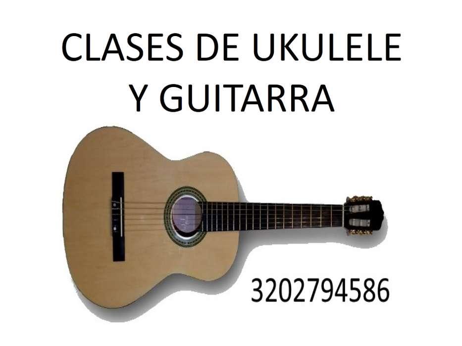 Clases de guitarra, ukulele, bajo , charango, BUEN PROFE, para niños, jóvenes y adultos