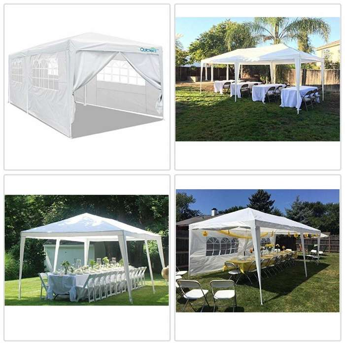 Carpas Para Fiestas Eventos Bodas Camping Patio Carpa Yard