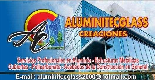 ALUMINIO VIDRIO CAMBIAMOS VIDRIOS <strong>ventana</strong>S PUERTAS DIVISIONES CORTINAS DE BAÑO MAMPARAS PASAMANOS 0998999955