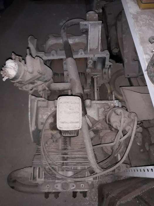 Motor Escarabajo 1960