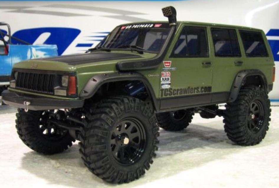 JEEP Cherokee 1988 - 135 km