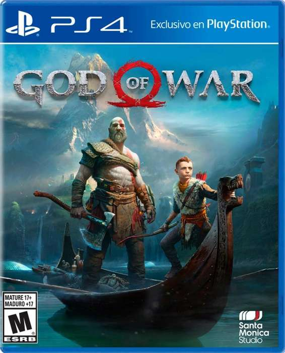 dios de la guerra god of war NUEVO SELLADO aproveche PROMOCIONplaystation 4 ps4