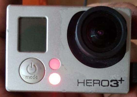 Go Pro Hero 3 Black Edition 4K negociab