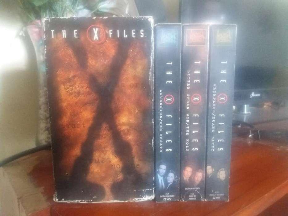 Colección Vhs The X Files