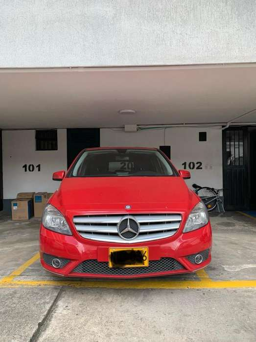<strong>mercedes-benz</strong> Clase B 2013 - 46000 km