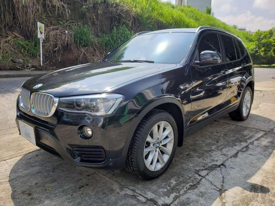 <strong>bmw</strong> X3 2017 - 32500 km