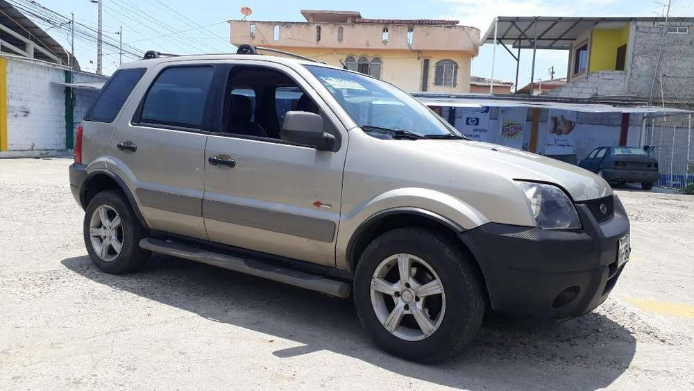 <strong>ford</strong> Ecosport 2007 - 190000 km