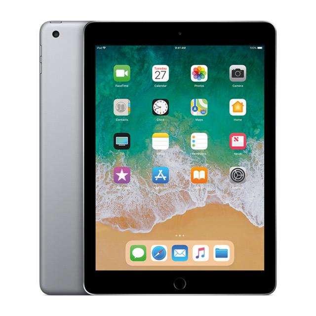 iPad Sexta Generacion Recien Destapada