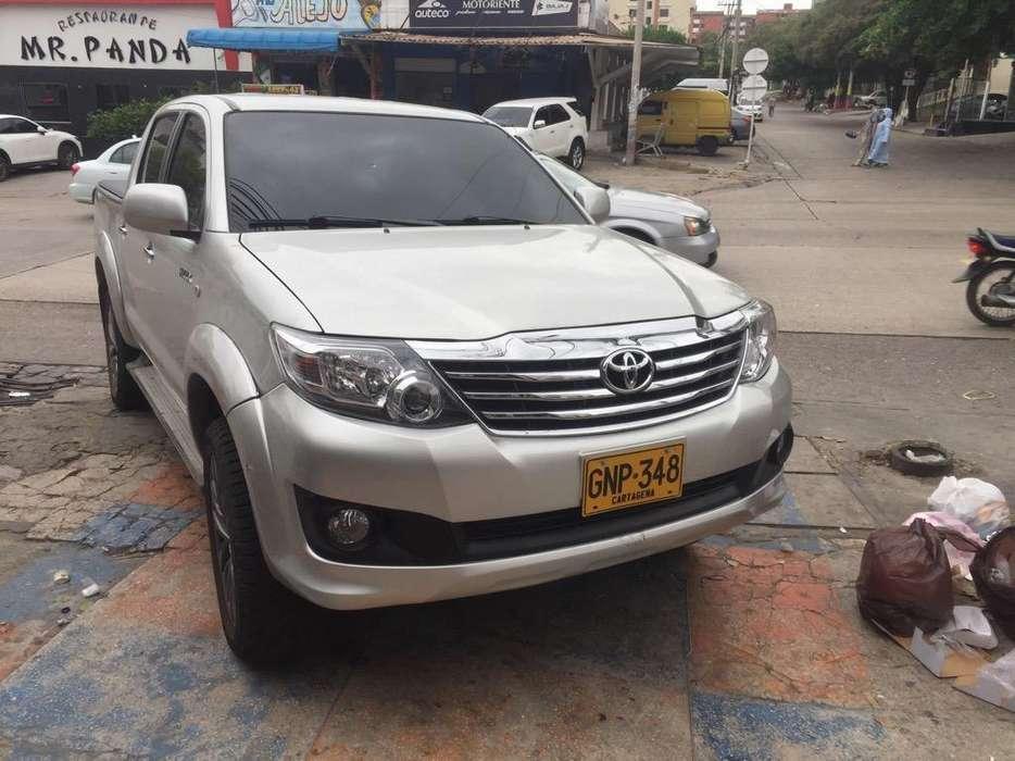 Toyota Hilux 2008 - 88000 km