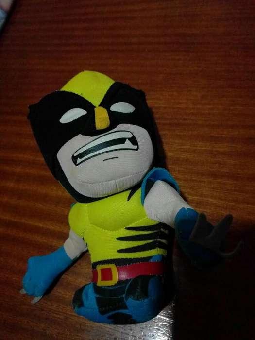 Muñeco Super Heroé
