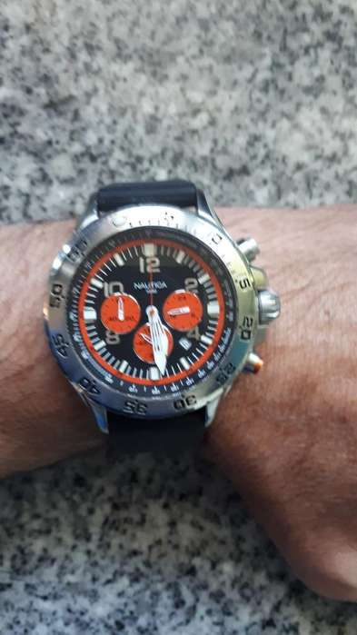 Reloj Nautica Cronografo