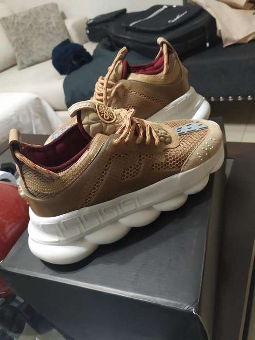 Versace Chain Reaction Color Oro