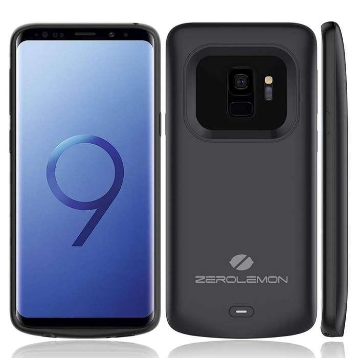 Galaxy S9 Power Case Bateria Cargador 4700mah Zerolemon Usa