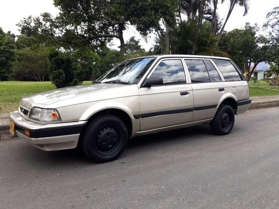 Mazda 323 1997 - 245000 km