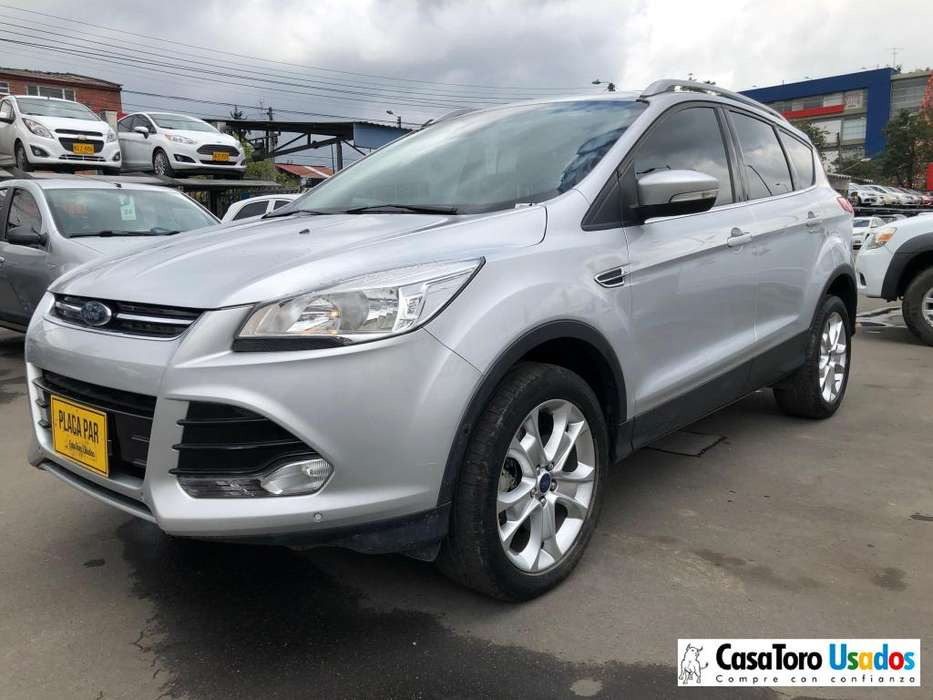 Ford Escape 2016 - 35647 km