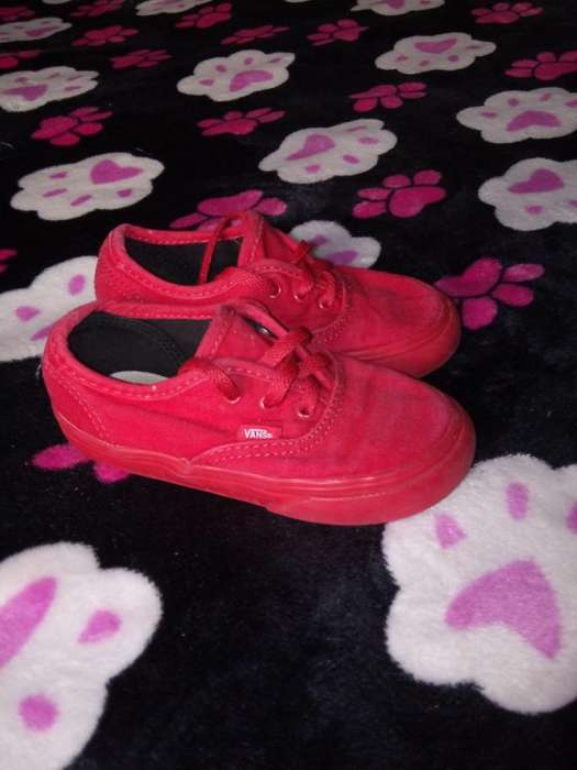 Vendo Tennis Vans Originales