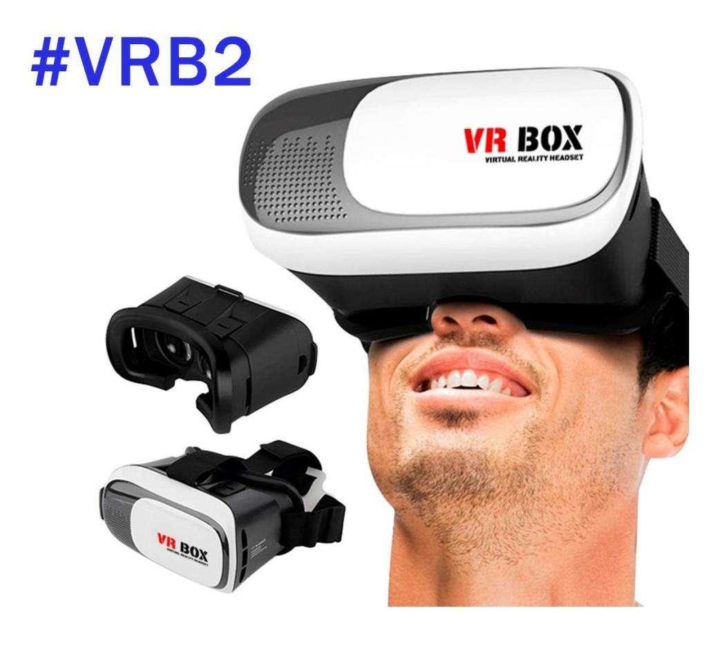 Vr Box 2.0 3d Realidad con Control