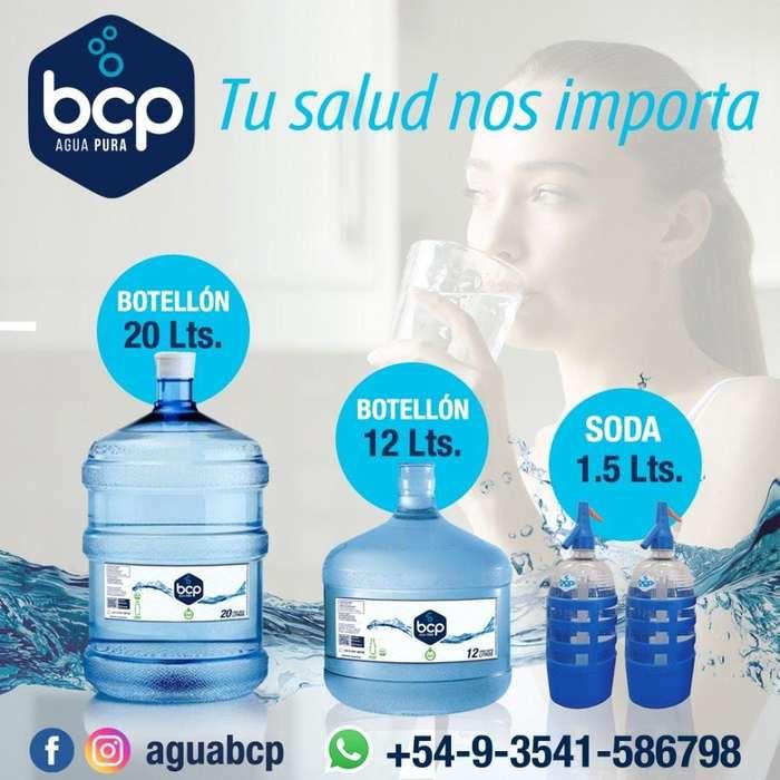 AGUAS BCP VILLA CARLOS PAZ