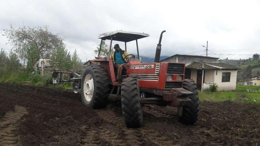 Vendo Tractor Fiat 100 90