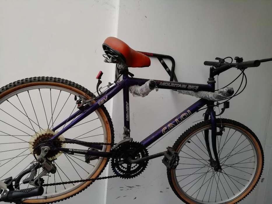 Vendo Bicicleta Montañera Aro 24