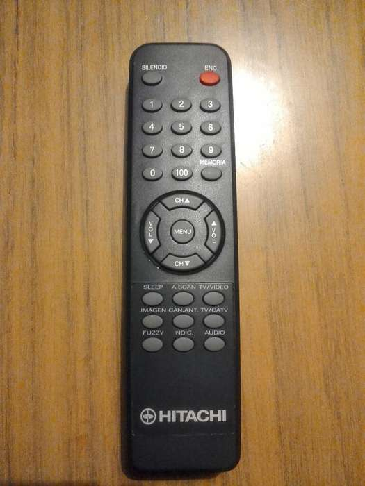 Control Remoto Hitachi Cpt2051 Re