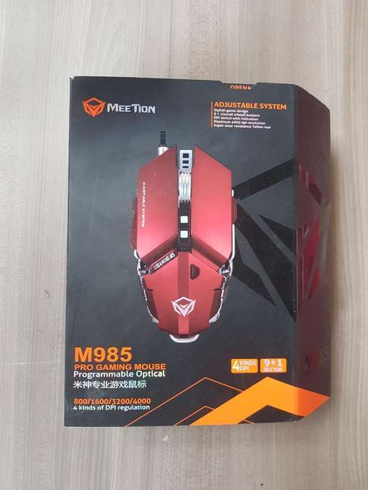 Mouse Gaming Pro