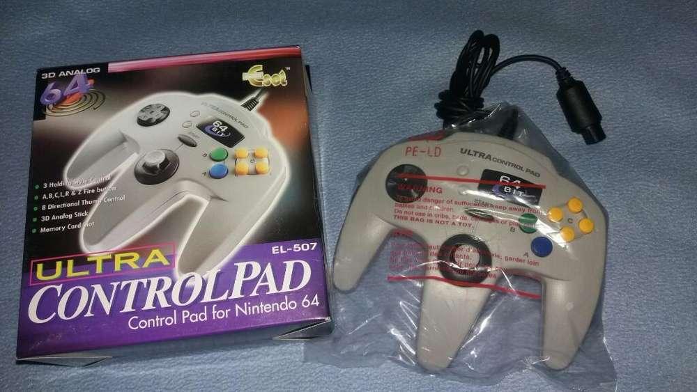 Palanca para Nintendo 64 Nueva