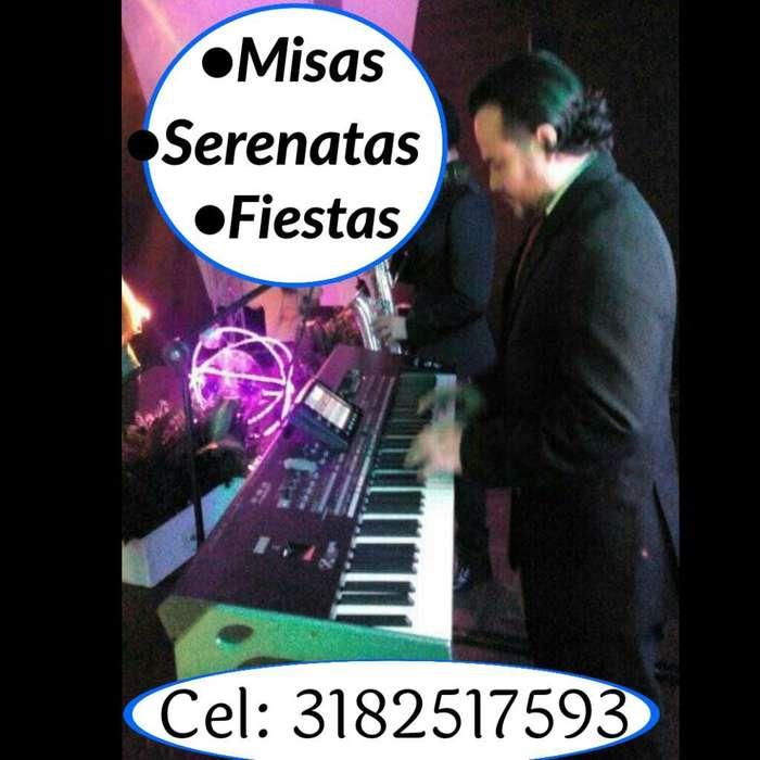 Musico para Misas Serenatas Fiestas