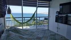 Alquiler Departamento Punta Blanca frente al mar