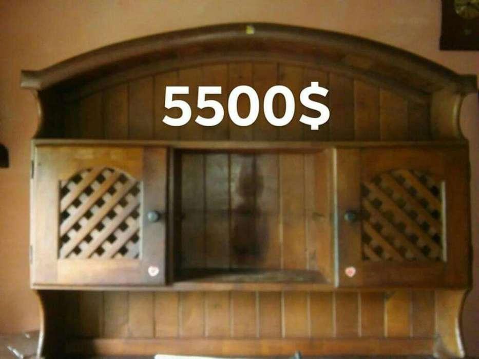 Mueble de Algarrobo