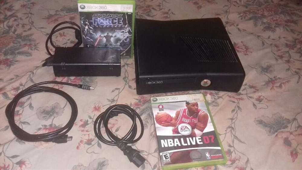 Xbox 360 sin Detalle